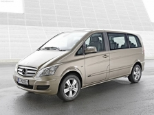 Шумоизоляция Mercedes Benz Viano 2011 - фото - 1
