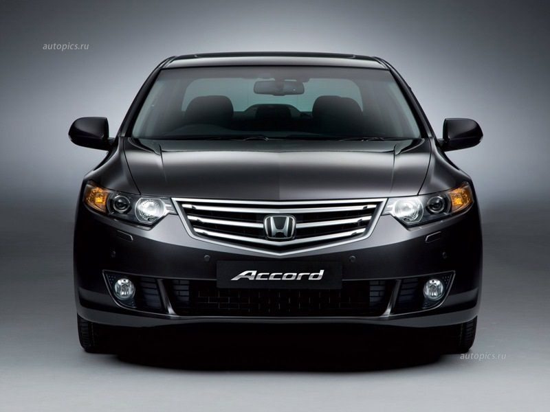 Шумоизоляция Honda Accord 2009 - фото - 1