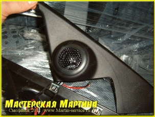 Шумоизоляция Honda Accord 2009 - фото - 14