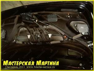 Шумоизоляция Honda Accord 2009 - фото - 9